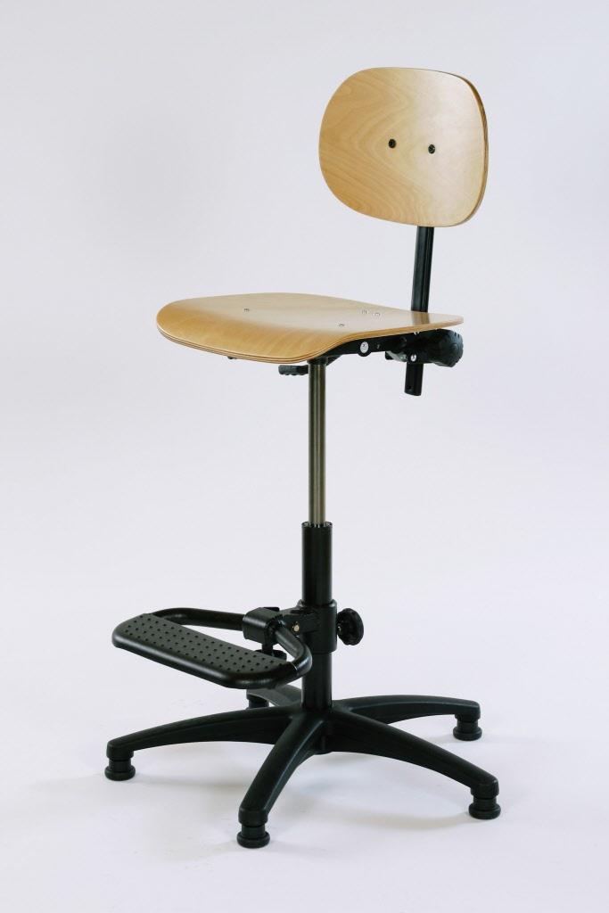 Aanbevelenswaardige werkplaatsstoelen